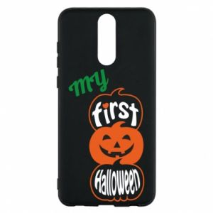 Phone case for Huawei Mate 10 Lite My first halloween - PrintSalon