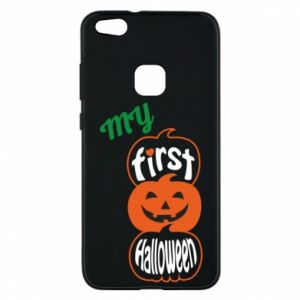 Phone case for Huawei P10 Lite My first halloween - PrintSalon