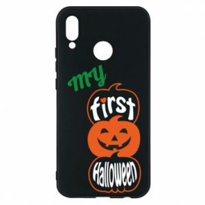 Phone case for Huawei P20 Lite My first halloween - PrintSalon