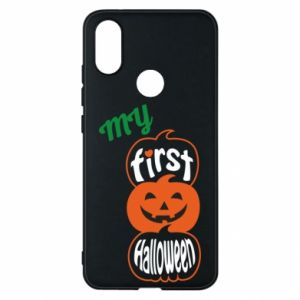 Phone case for Xiaomi Mi A2 My first halloween