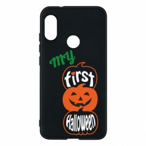 Phone case for Mi A2 Lite My first halloween