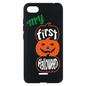 Phone case for Xiaomi Redmi 6A My first halloween