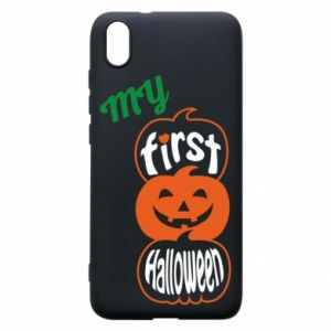 Phone case for Xiaomi Redmi 7A My first halloween