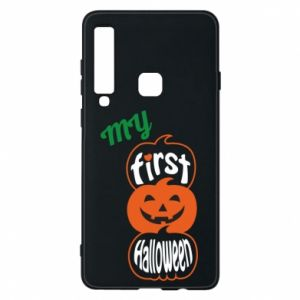 Phone case for Samsung A9 2018 My first halloween - PrintSalon