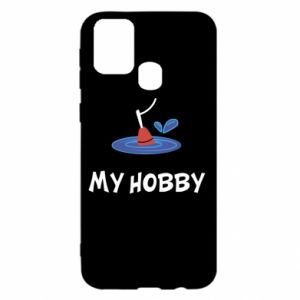 Etui na Samsung M31 My hobby