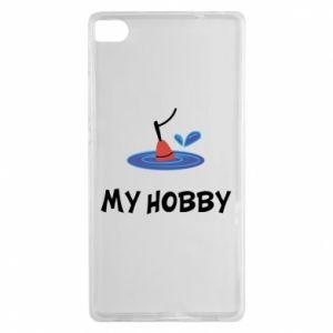 Etui na Huawei P8 My hobby