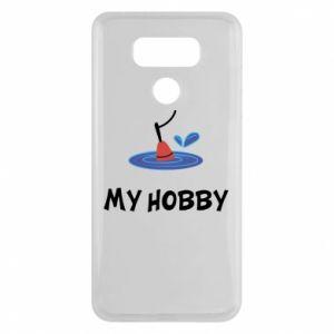Etui na LG G6 My hobby