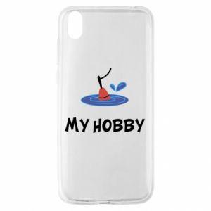 Etui na Huawei Y5 2019 My hobby