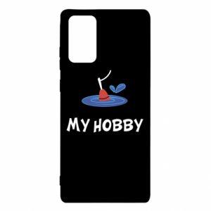 Etui na Samsung Note 20 My hobby