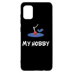 Etui na Samsung A31 My hobby