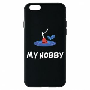 Etui na iPhone 6/6S My hobby