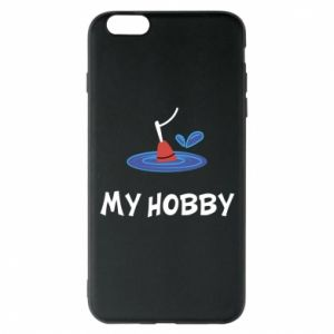 Etui na iPhone 6 Plus/6S Plus My hobby