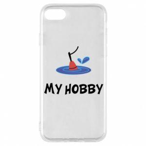 Etui na iPhone 8 My hobby