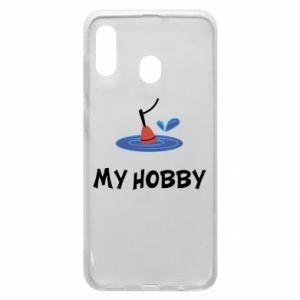 Etui na Samsung A20 My hobby