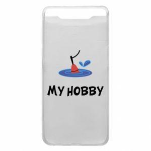Etui na Samsung A80 My hobby