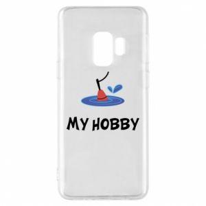 Etui na Samsung S9 My hobby