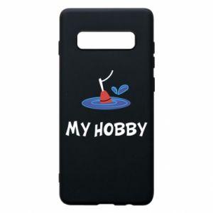Etui na Samsung S10+ My hobby