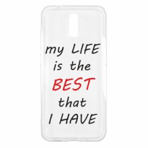 Etui na Nokia 2.3 My life is the best that I have