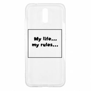 Nokia 2.3 Case My life... my rules...