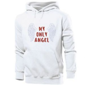 Men's hoodie My only angel