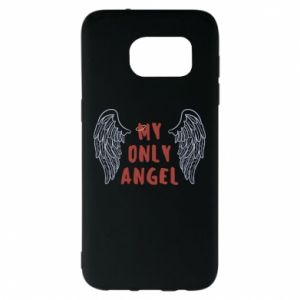 Samsung S7 EDGE Case My only angel