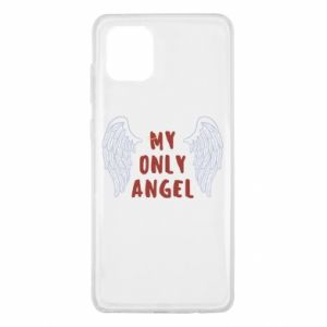 Samsung Note 10 Lite Case My only angel