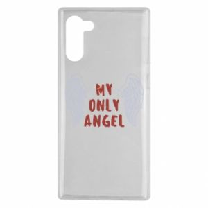 Samsung Note 10 Case My only angel