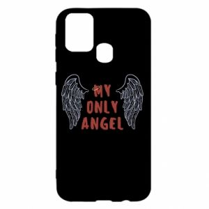 Samsung M31 Case My only angel