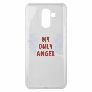 Samsung J8 2018 Case My only angel