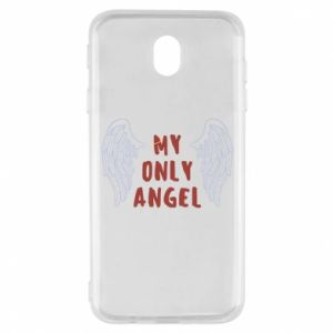Samsung J7 2017 Case My only angel