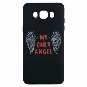 Samsung J7 2016 Case My only angel
