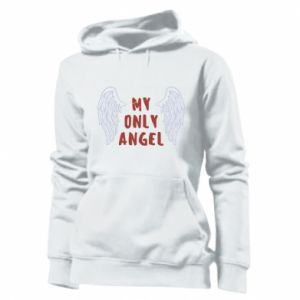 Women's hoodies My only angel