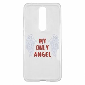 Nokia 5.1 Plus Case My only angel