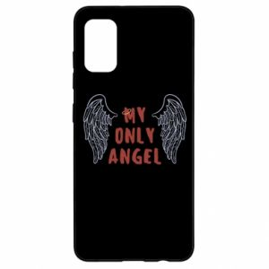 Samsung A41 Case My only angel