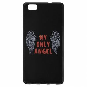 Huawei P8 Lite Case My only angel