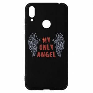 Huawei Y7 2019 Case My only angel