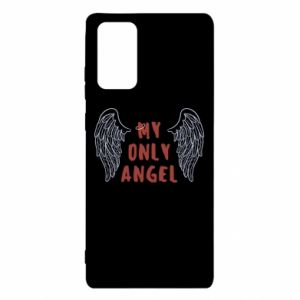 Samsung Note 20 Case My only angel