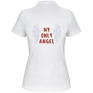 Women's Polo shirt My only angel