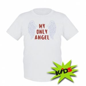 Kids T-shirt My only angel