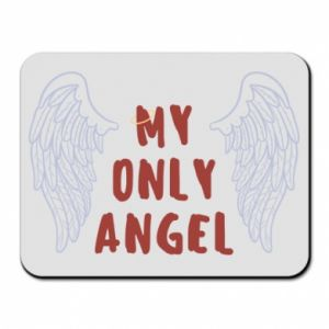 Mouse pad My only angel