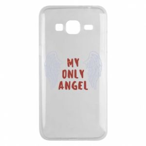 Samsung J3 2016 Case My only angel
