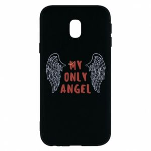 Samsung J3 2017 Case My only angel