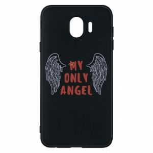 Samsung J4 Case My only angel