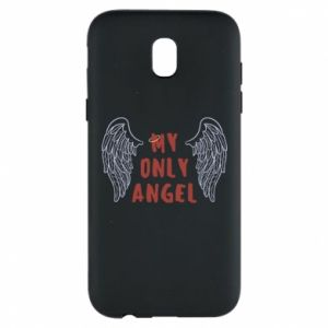 Samsung J5 2017 Case My only angel