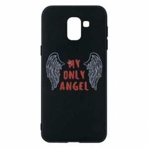 Samsung J6 Case My only angel
