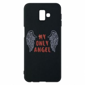 Samsung J6 Plus 2018 Case My only angel