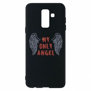 Samsung A6+ 2018 Case My only angel