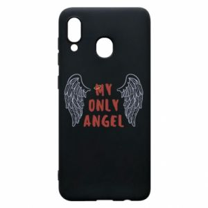 Samsung A20 Case My only angel