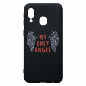 Samsung A40 Case My only angel
