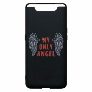 Samsung A80 Case My only angel
